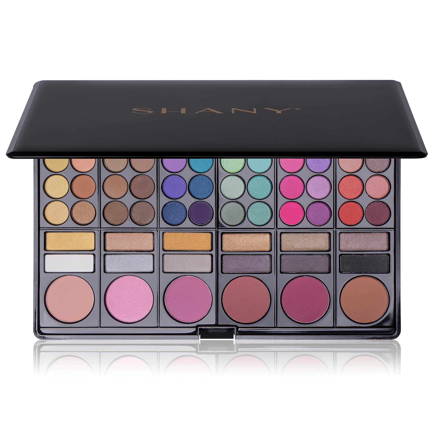 SHANY Professional Eye Shadow & Blush Palette, 15.4 oz