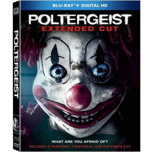 Poltergeist (2015) (Blu-ray   Digital HD) (With INSTAWATCH) (Widescreen)