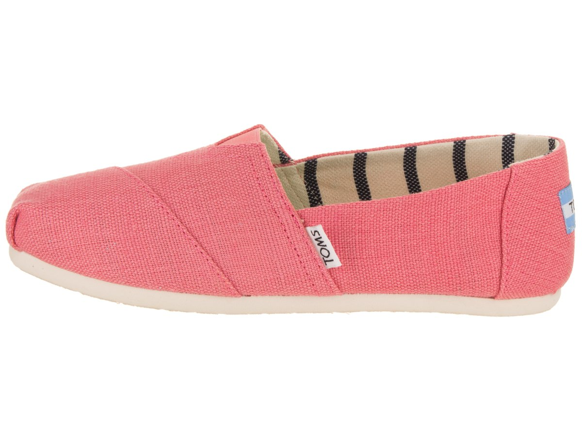 9a4ff02e2ad0 Toms - Toms 10011673  Heritage Canvas Women s Classic Slip On (9.5 B(M) US)  - Walmart.com