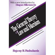 The General Theory of Law and Marxism - eBook