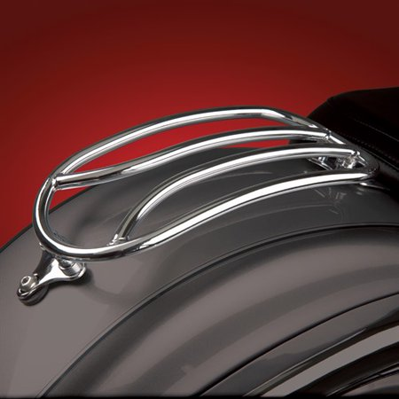 Show Chrome Solo Rack Tubular for Suzuki C50 VL800 Volusia