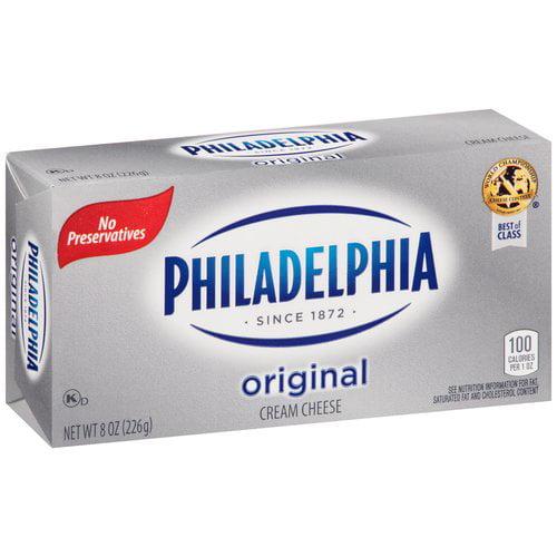Philadelphia Original Cream Cheese, 8 oz