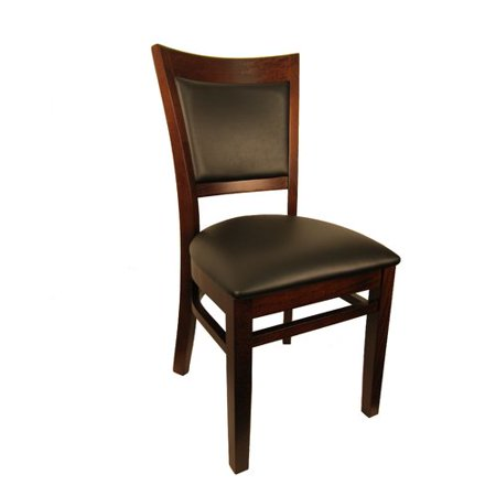 H&D Restaurant Supply, Inc. Sloan Upholstered Dining Chair (Set of 2)