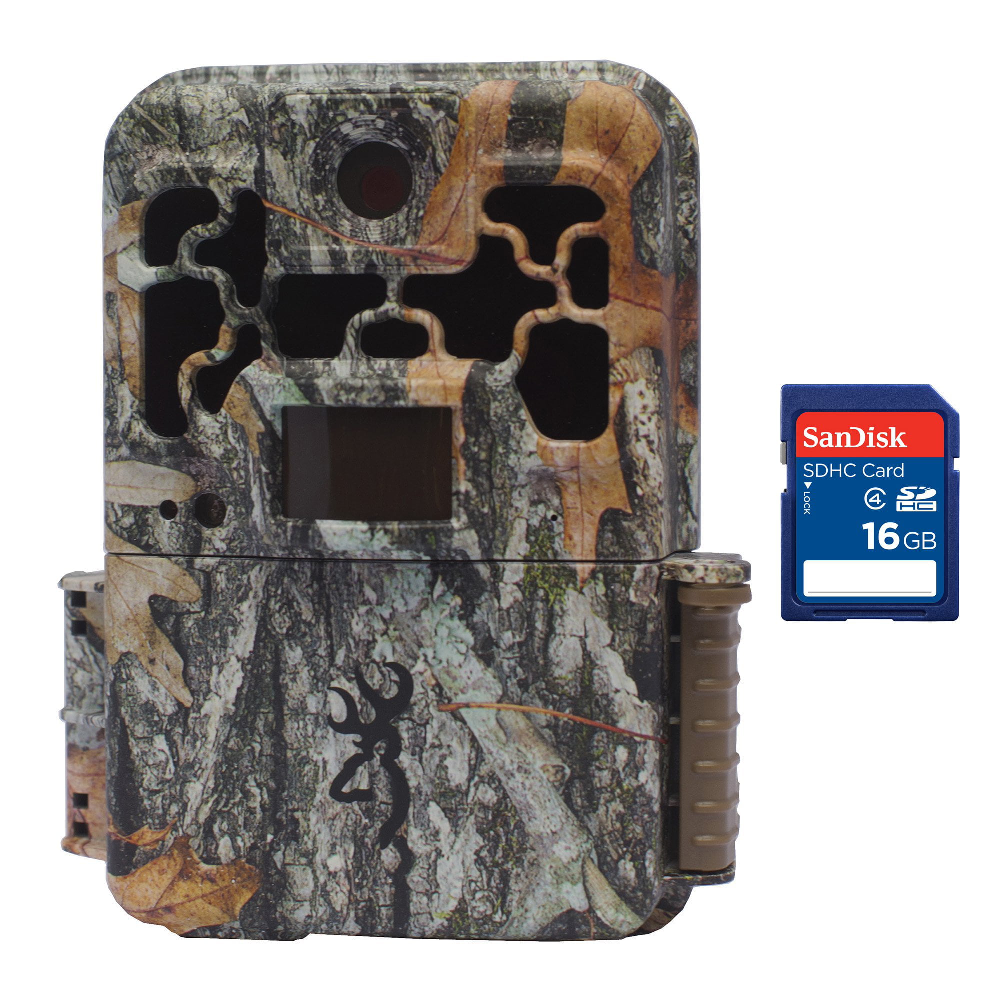 Browning Trail Cameras Spec Ops FHD Extreme 20MP IR Game Camera + 16GB SD Card by Browning Trail Cameras