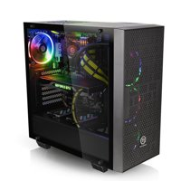 Thermaltake Core G21 ATX / Micro ATX Mid Tower Gaming Computer Case Chassis and USB 3.0