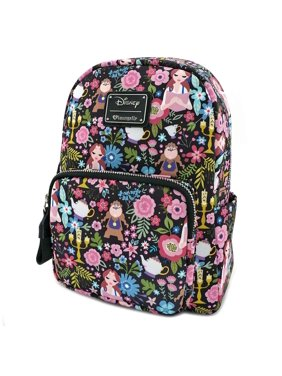 ad4a5dde42f Product Image Loungefly Disney Beauty And The Beast Belle Floral Mini  Backpack