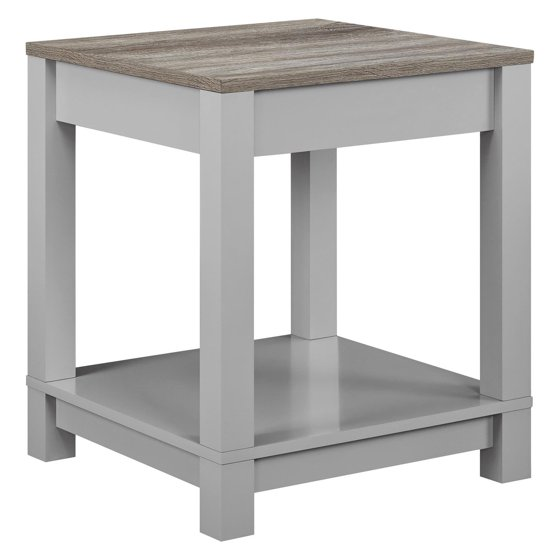 Better Homes and Gardens Langley Bay End Table, Multiple Colors ...