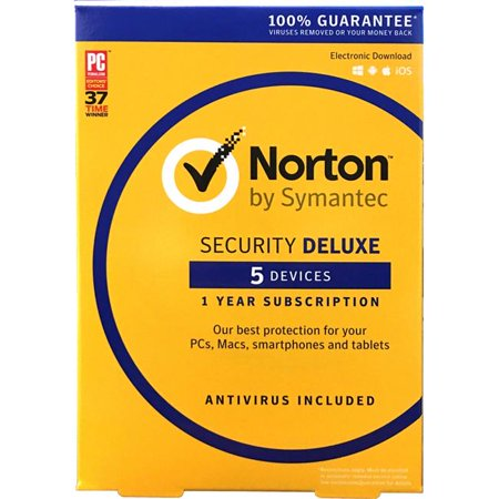 (Norton Security Deluxe 5-Devices Retail)