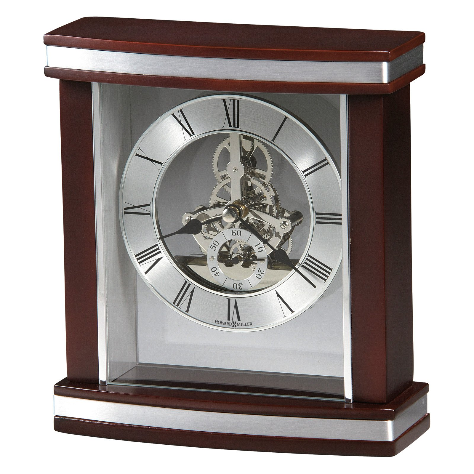 Howard Miller 645-673 Templeton Mantel Clock by Howard Miller