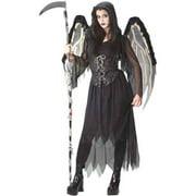 Teen Gothic Angel Costume