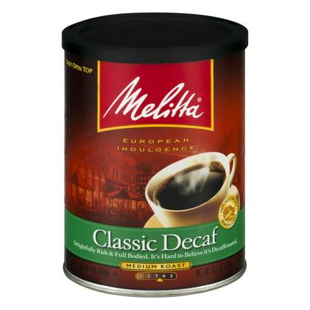 Classic Decaf Coffee (Classic Decaf Can Coffee, 10.5 oz)