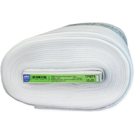 Thermolam Plus Fusible Fleece-White 45