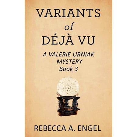 Variants of Deja Vu - eBook
