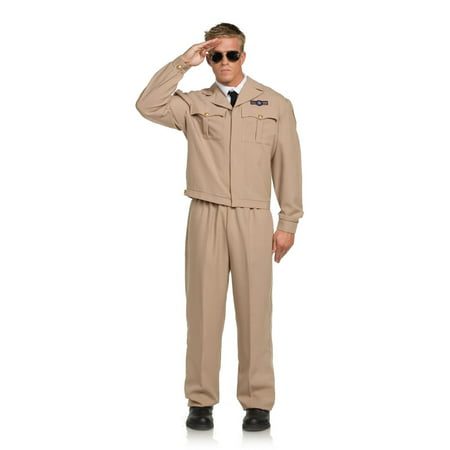 40s Male High Flyer Adult Halloween Costume - One Size - Spirit Halloween Flyer
