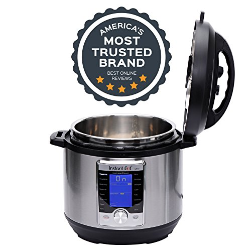 instant pot ip lux60 6 in 1 programmable pressure cooker