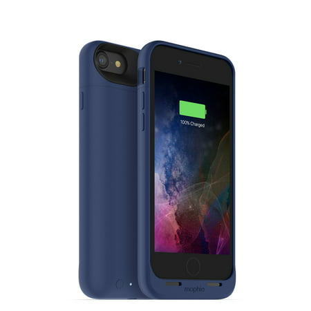 Mophie Juice Pack Air Battery Case For Iphone 7 2 525Mah  Navy Blue