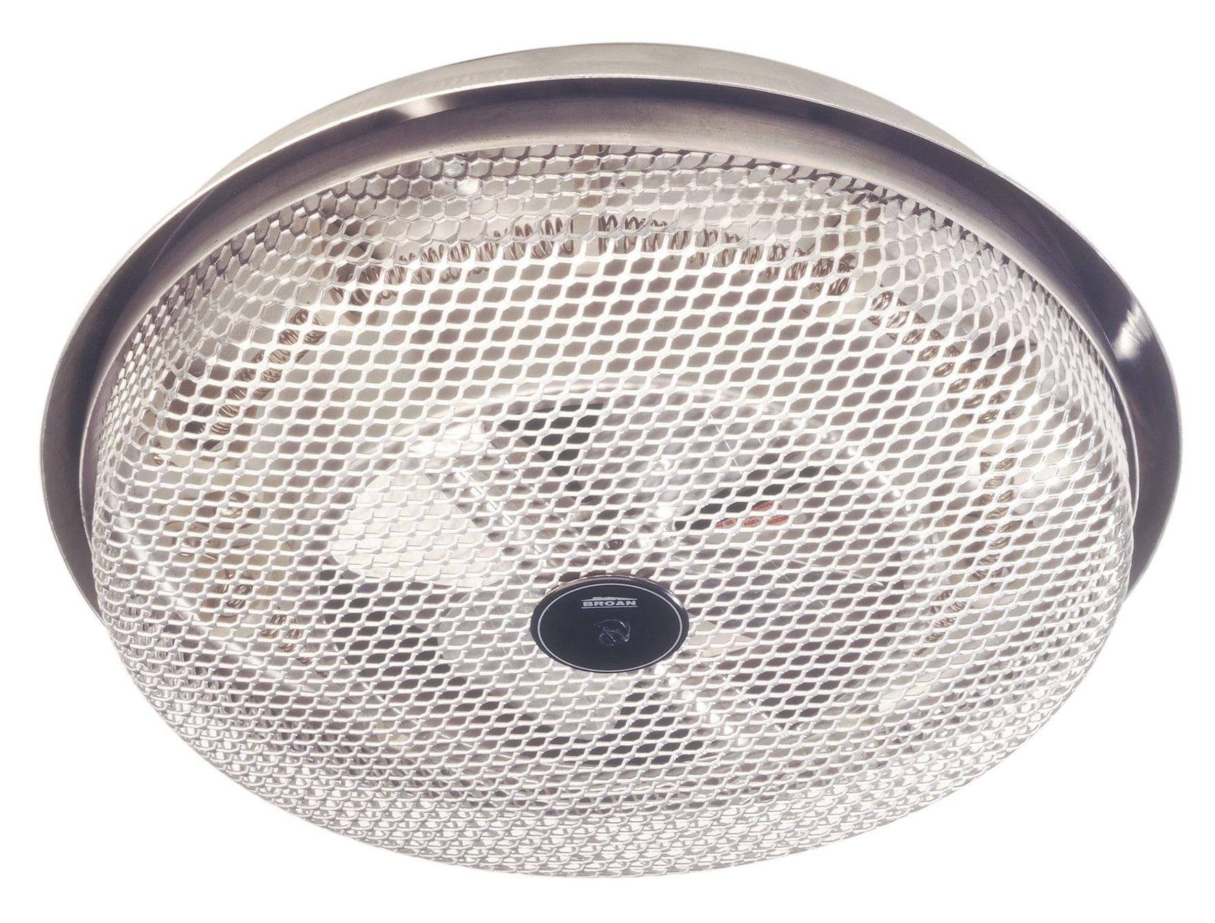 Broan-NuTone 157 1250W Radiant Fan-Forced Ceiling Heater