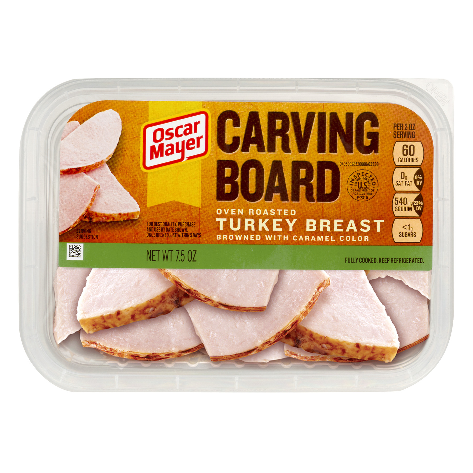Oscar Mayer Carving Board Oven Roasted Turkey Breast