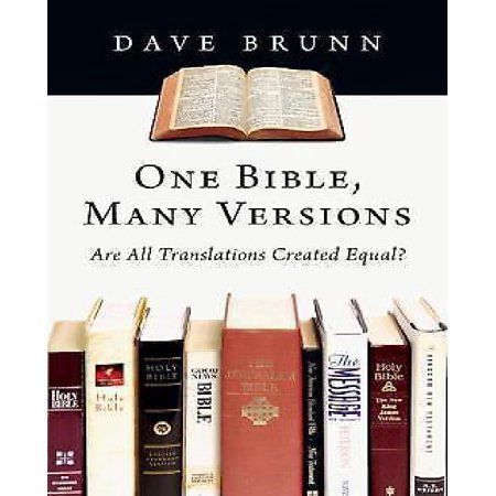 One Bible, Many Versions - image 1 of 1