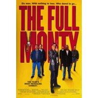 (11x17) Mini Poster The Full Monty Movie Poster