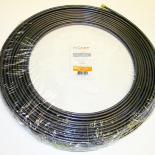 """Ags CNC-4100 1/4"""" X 100' Nicopp Brake Line Tubing Coil"""