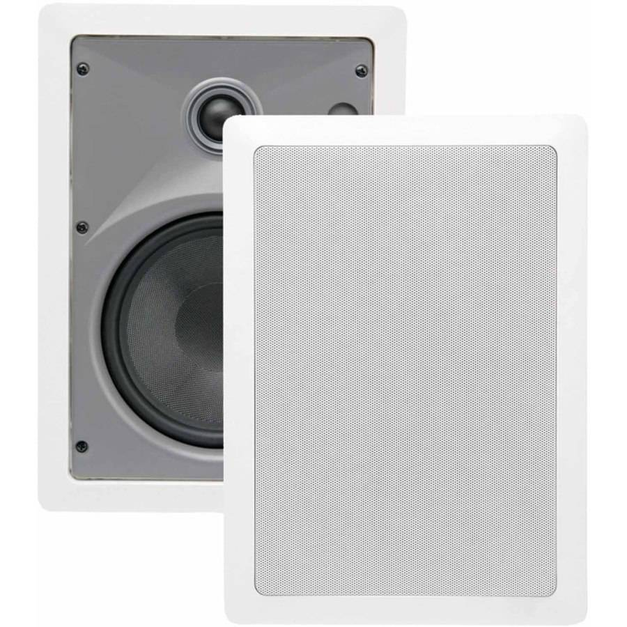 "MTX CT625W 6-1/2"" 2-Way In-Wall Speaker Pair"