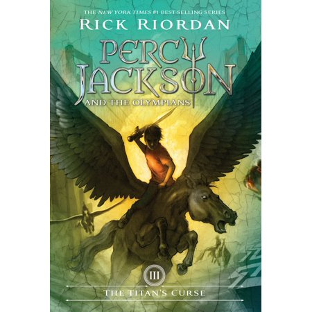 Titan's Curse, The (Percy Jackson and the Olympians, Book 3) - (Read Percy Jackson And The Titans Curse)