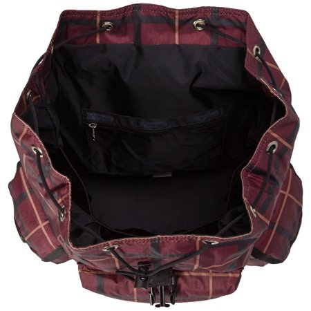 Voyager Backpack (Modern Plaid) - Bubble Back Pack