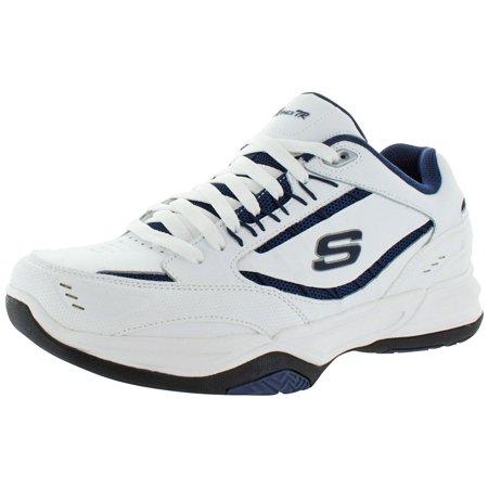 a02a3c28 Skechers - Skechers Monaco Men's Memory Foam Sneakers Shoes 4E Extra ...