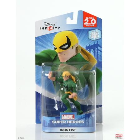 Superhero Figures (Disney Infinity: Marvel Super Heroes (2.0 Edition) Iron Fist Figure)