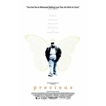 Precious: Based on the Novel Push by Sapphire POSTER Movie G Mini Promo