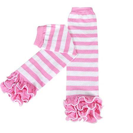 ALLYDREW Ruffle Bottom Baby Girl & Toddler Girl Ruffle Leg Warmer