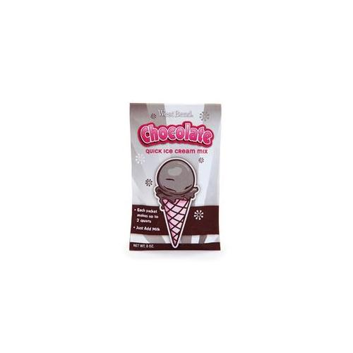 West Bend IC12903 Ice Cream Mix, Chocolate