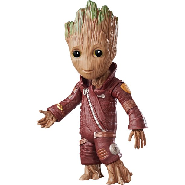 Marvel Guardians of the Galaxy Groot: Ravager Outfit