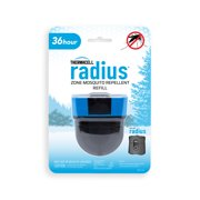 Best Repellers - Thermacell Radius Mosquito Repeller Refills; 36 Hours Review