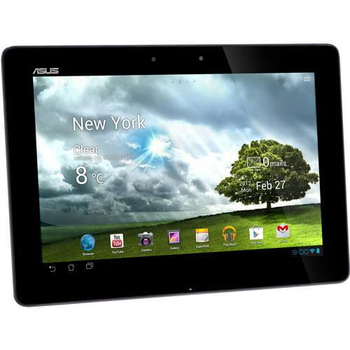 Asus Eee Pad Transformer Pad Infinity TF700T-B1-GR Tablet PC - nVIDIA Tegra 3 Quad-Core 1.6 GHz Processor - 1 GB RAM/32 GB Flash Memory - 10.1-inch Display - Android 4.0 Ice Cream Sandwich - Gray