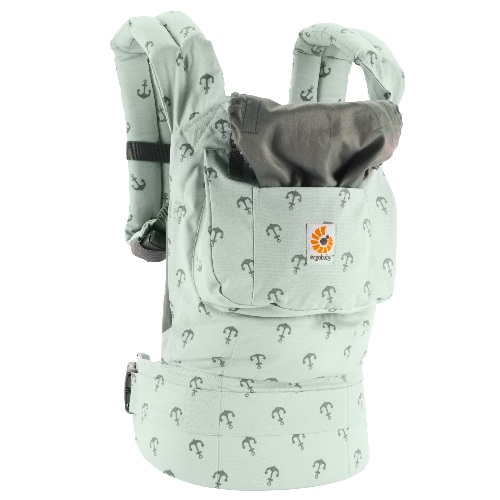The Ergo Baby ERGO Baby Carrier - Sea Skipper