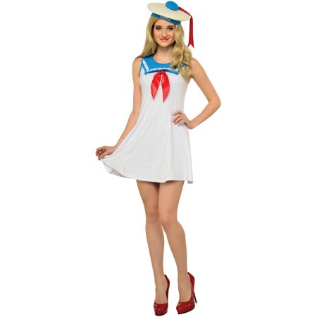 Stay Puft Flair Dress Adult Halloween Costume - Ric Flair Costumes