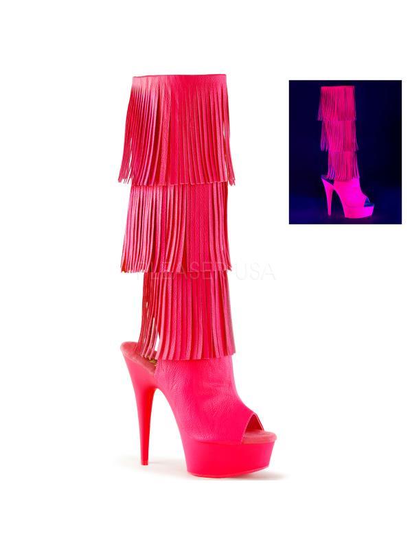 del2019-3 del2019-3 del2019-3 / nhppu / m met la danse exotique à hauteur de genou - bottes taille: 5 67bb08