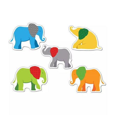 Baby Elephant Cut Out (Parade of Elephants Cut Outs)