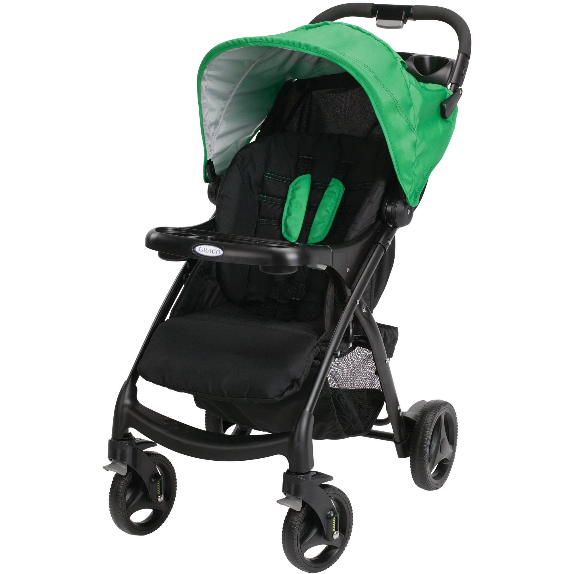 Graco Verb Click Connect Stroller, Fern