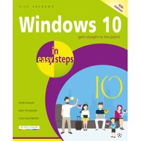 In Easy Steps: Windows 10 in Easy Steps (Paperback)