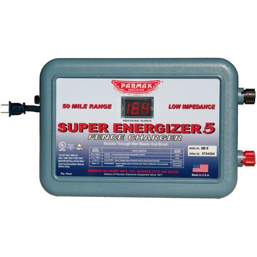 Parmak SE5 Super Energizer Fencer