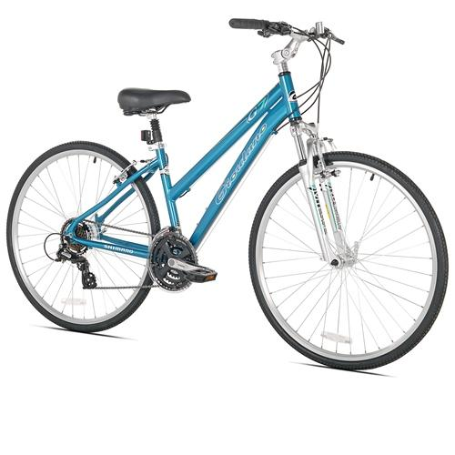 Womens Hybrid Bike by Giordano - G7 700c