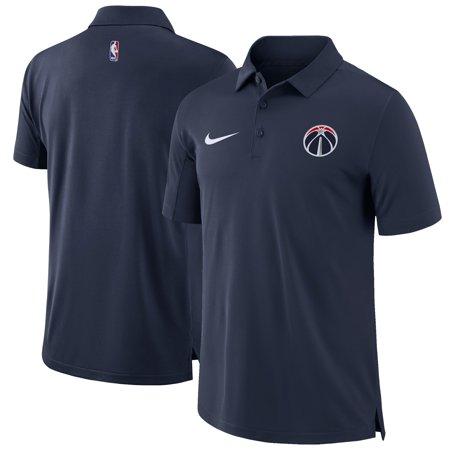 Washington Wizards Nike Core Performance Polo - Navy