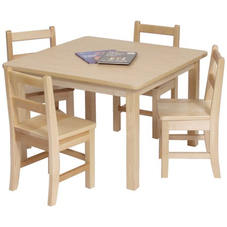 Steffy Kids Square Table