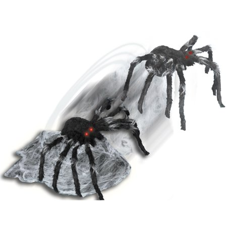 Animated Jumping Spider Prop