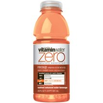 Water: vitaminwater zero