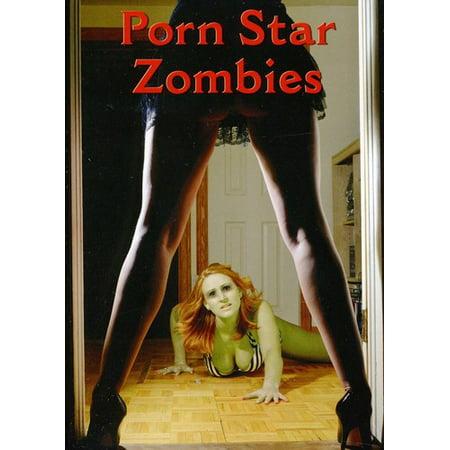 PORN STAR ZOMBIES (DVD) (DVD) (Retro Skinny Porn)