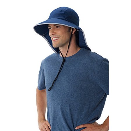 b0abcb4b Sun Protection Zone Unisex Lightweight Adjustable Outdoor Floppy Sun Hat (100  SPF, UPF 50